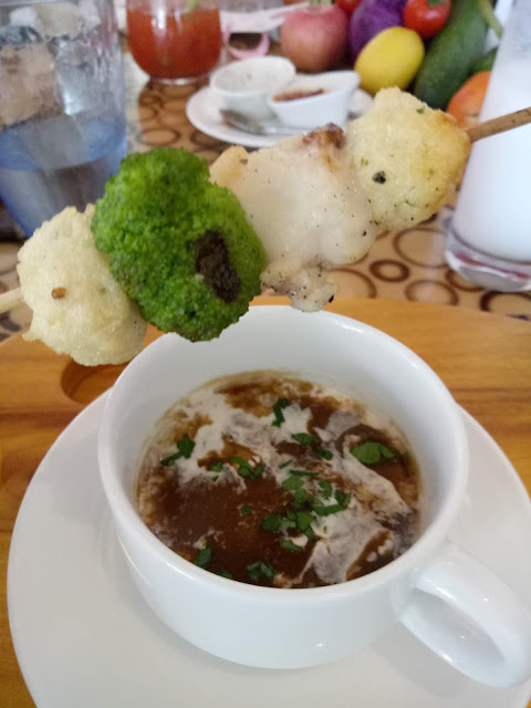 SOUP : Zuppa di Aragostelle e Rum