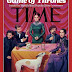 Times Covers The Cast Of Game Of Thrones In Colourful And Flowery Array