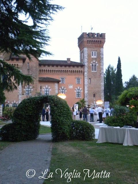 Castello di Spessa Concerto del Gusto 2016