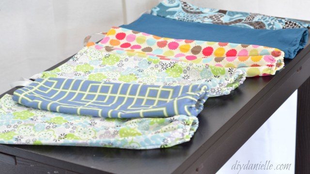 fabric projects for beginners