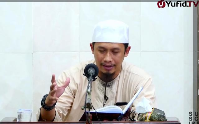 Ustadz YufidTV: Sayyid Quthub tak Paham Agama, Kelompok Harokah Buta Akidah