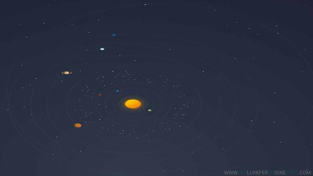 Solar System Wallpaper Engine Full Free