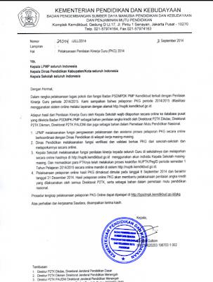 BPSDMPK -PMP Jelaskan Tujuan PK Guru Secara Online