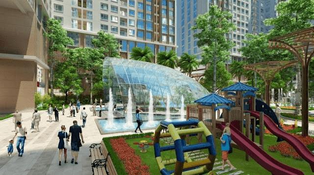 Hệ thống tiện ích dự án chung cư 93 Láng Hạ