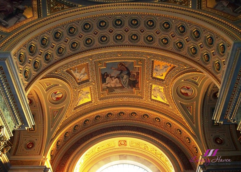budapest tourist attractions basilica budapest cathedral interior