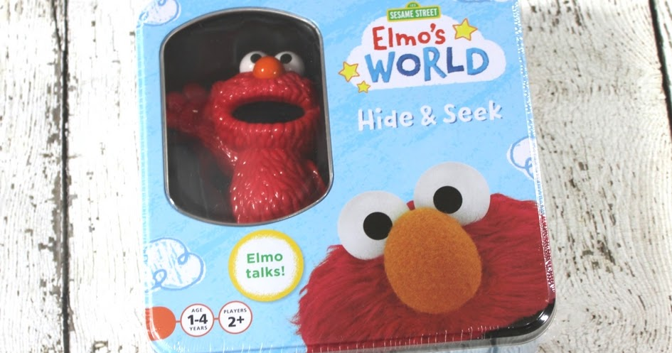 Giveaway Elmo S World Hide Seek Mommy Katie