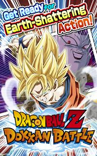 DRAGON BALL Z Dokkan Battle Mod Apk v3.6.1 (Infinite Health)
