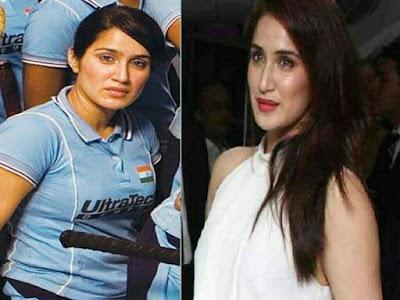Zaheer Khan's wife Sagarika Ghatge