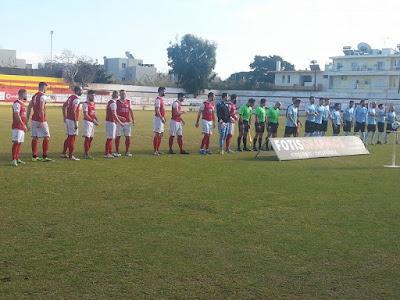 Εκτός έδρας ήττα για την ΑΕΕΚ ΙΝΚΑ από τον Ιαλυσό με 2-1