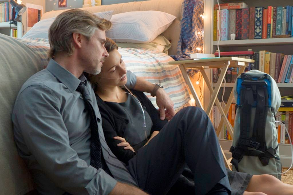 the fault in our stars sam trammell shailene woodley