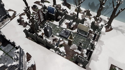 Frostgrave Terrain