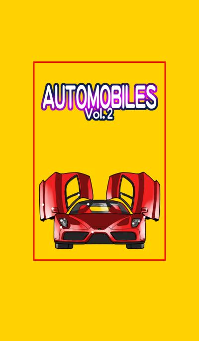 Automobiles Vol.2