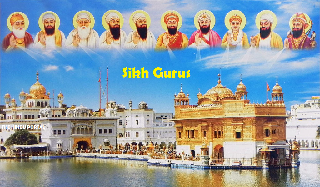 The Ten Gurus of the Sikhs