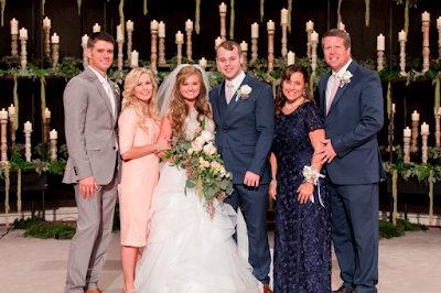 Joseph Duggar and Kendra Caldwell, Jim Bob and Michelle Duggar