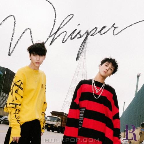 VIXX LR – 2nd Mini Album Whisper (ITUNES MATCH AAC M4A)