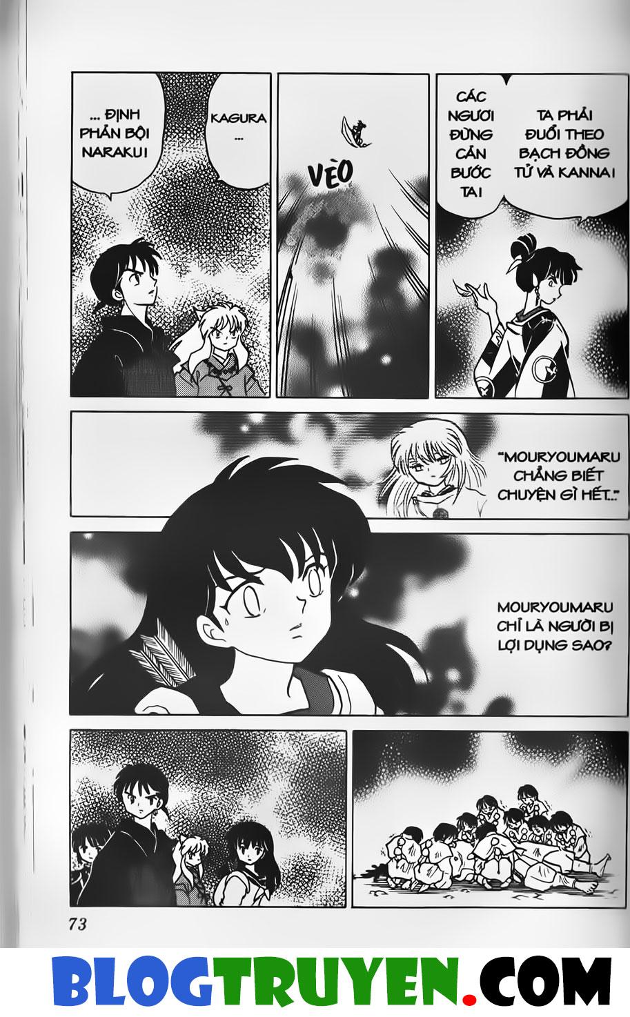 Inuyasha vol 36.4 trang 16