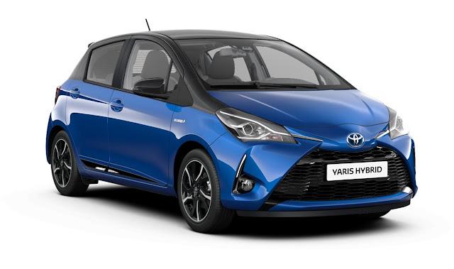 List of Toyota Yaris Types Price List Philippines
