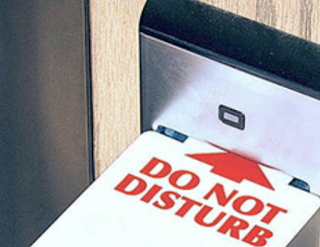 'Do not disturb' signs get another look after Las Vegas shooting