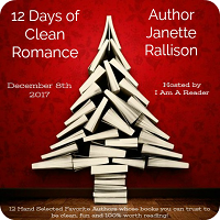 Day 5 of 12 Days of Clean Romance / Giveaway