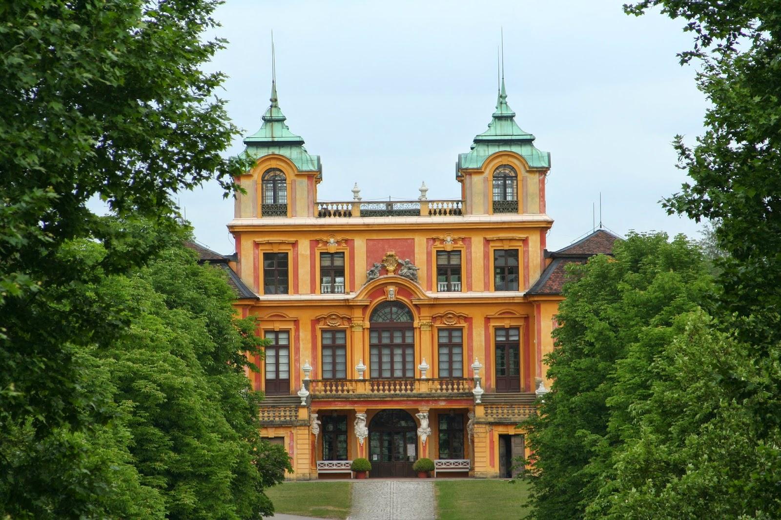 foto del Residenzschloss de Ludwigsburg