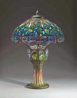 Authentic Tiffany Lamp Expert