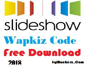 wapkiz image slide show code free download by sqlhackerz.com