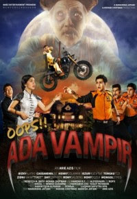 Download Oops!! Ada Vampir (2016) WEBDL Full Movie