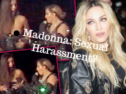 Madonna: Sexual Harassment? A Response
