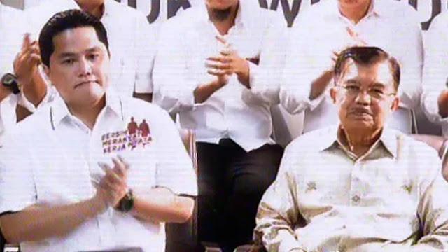 Kubu Prabowo Heran ke Erick Thohir: Biasanya Tak Begitu, Kok Berubah
