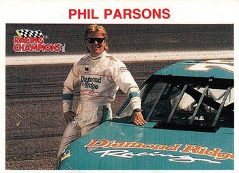 Phil Parsons #29 Pontiac car Racing Champions 1/64 NASCAR diecast blog