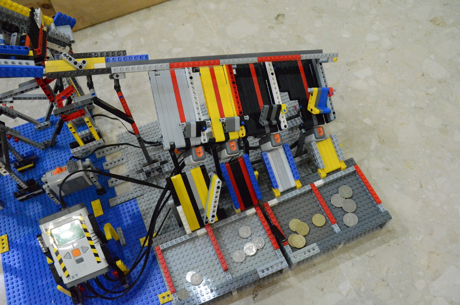 Exorus' Lego and Robotics: Project November: Lego ...