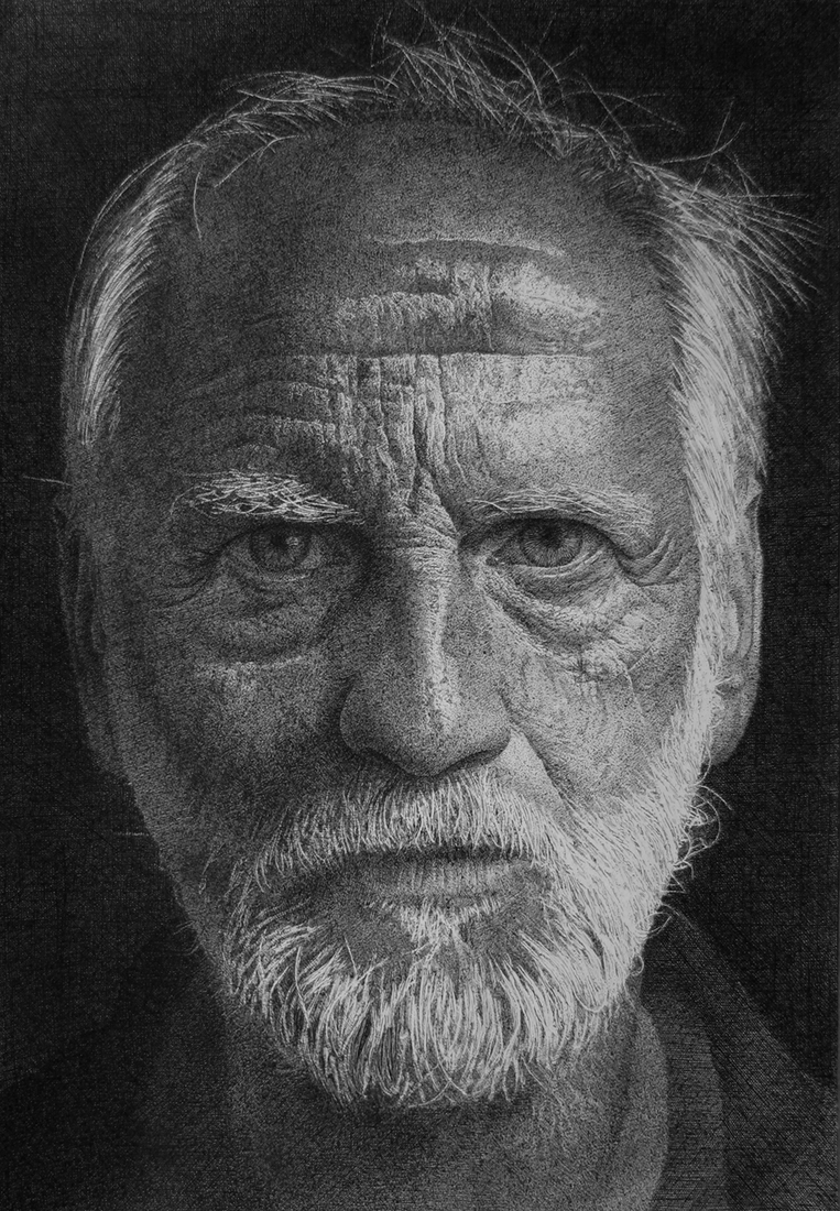05-Dushan-Predrag-Djukic-Realistic-Portraits-mostly-Ink-on-Paper-Drawings-www-designstack-co