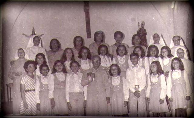 Coral Jesus de Nazaré (Os canarinhos) - 1960