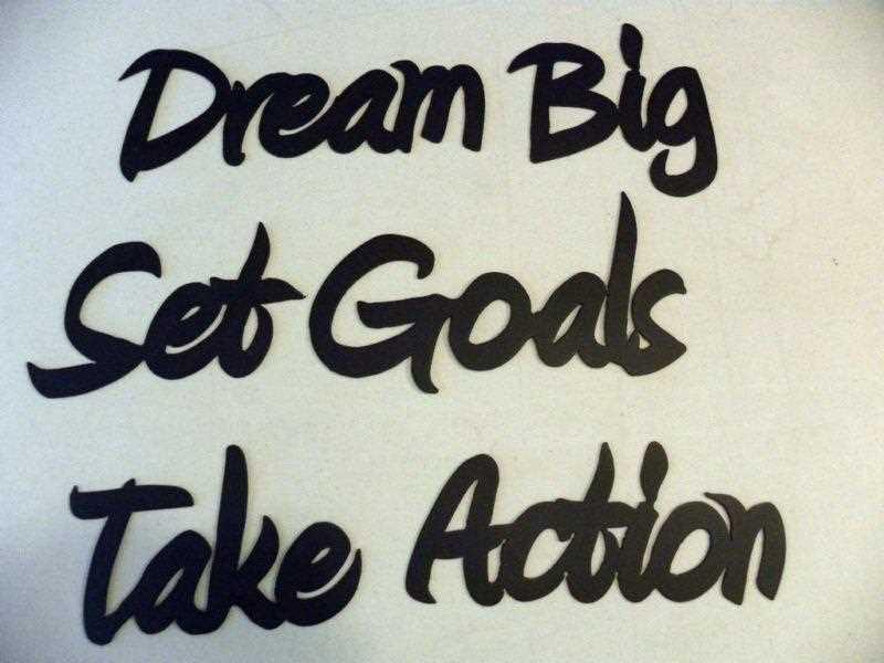 Top goals of ur life