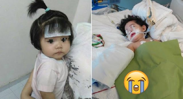 Dokter Bilang Hanya Demam Biasa , Tak Disangka Nasib Balita Lucu Ini Berakhir dengan Tragis !!
