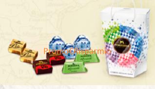 Logo Vinci 300 Mega Shopper di cioccolatini Perugina