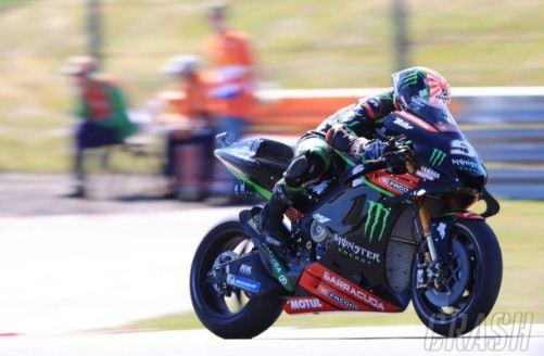 Hasil MotoGP Ceko 2018: Zarco Tercepat FP1