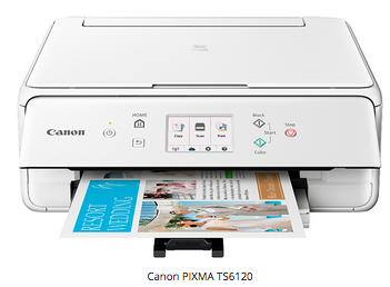 Canon Ij Setup PIXMA TS6120