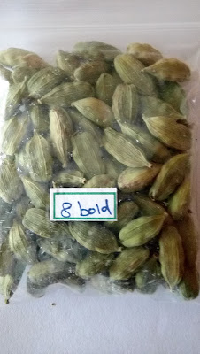 8 MM GREEN CARDAMOM MALVANIA INTERNATIONAL
