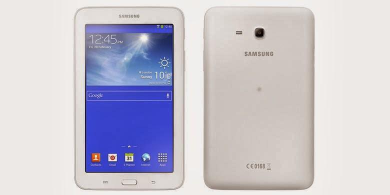 Spesifikasi dan Harga Samsung Galaxy Tab 3 Lite 7.0 Terbaru 2014