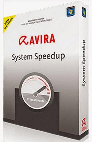 Avira System Speedup 1.6.3.768 + Patch