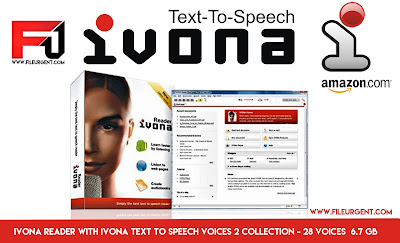 IVONA Reader with IVONA text to speech multi-lang Complete