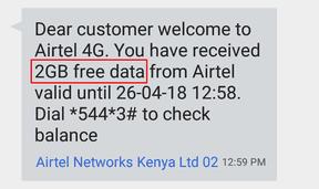 2GB data