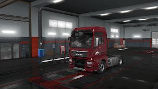 ets 2 european logistics companies paint jobs pack v1.1 screenshots 3, ceva
