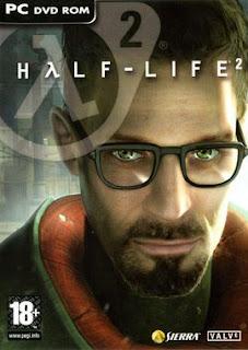 La jaquette de Half-Life 2