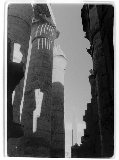 Gran Sala Hipóstila, Karnak (Luxor)
