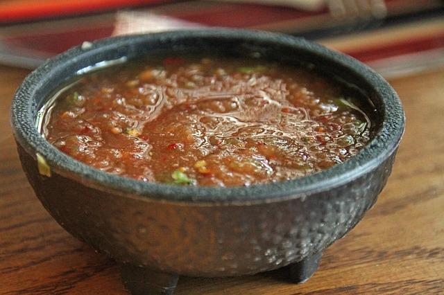 Salsa épicée, sauces pour barbecues, plancha, parilladas