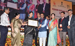 POSHAN Abhiyaan Awards