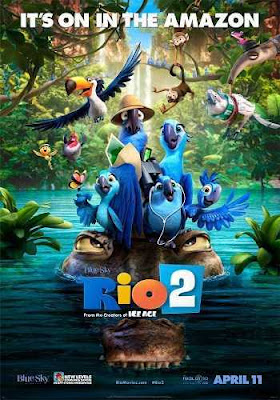 Rio 2 [2014] [DVD] [R1] [NTSC] [Latino]