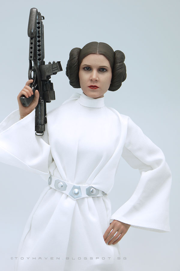 """toyhaven: Hot Toys """"Star Wars: A New Hope"""" 1/6th scale ... How Old Was Princess Leia In A New Hope"""